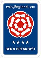Bedford B & B: four star accredited